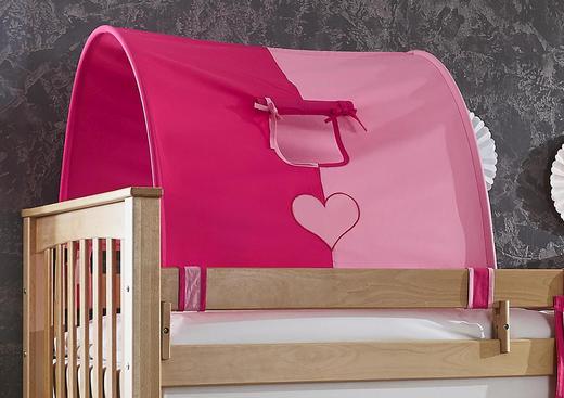 TUNNELSET Pink, Rosa - Pink/Rosa, Design, Textil