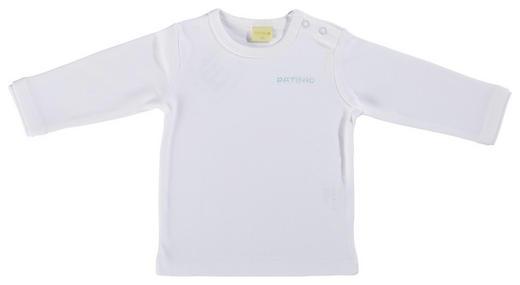 BABYSHIRT - Weiß, Basics, Textil (68) - Patinio