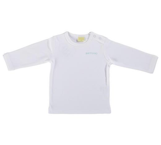 BABYSHIRT - Weiß, Basics, Textil (74null) - Patinio
