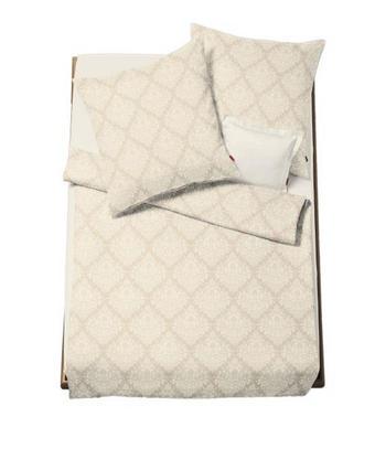 POSTELJINA - bež, Konvencionalno, tekstil (140/200cm) - Fleuresse