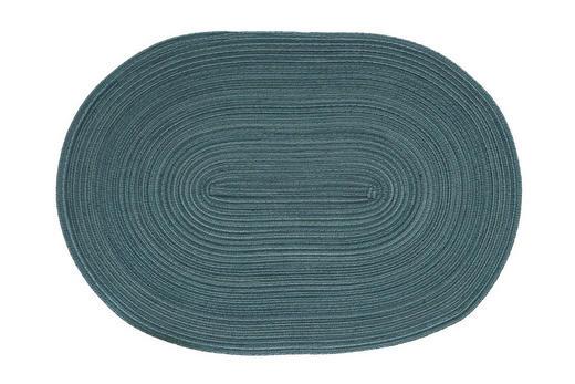 TISCHSET - Dunkelgrün, KONVENTIONELL, Textil (48/33cm)