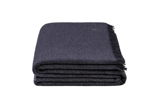 WOHNDECKE 130/190 cm Grau - Grau, Basics, Textil (130/190cm) - Zoeppritz