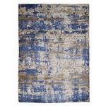 ORIENTTEPPICH  170/240 cm  Blau, Braun   - Blau/Braun, Basics, Textil (170/240cm) - Esposa