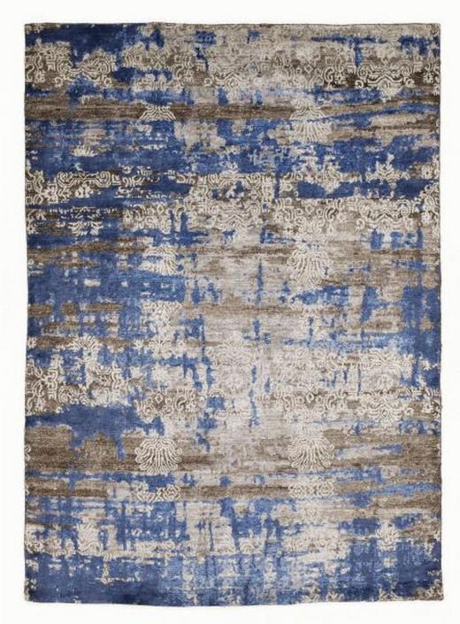 ORIENTTEPPICH  250/350 cm  Blau, Braun - Blau/Braun, Basics, Textil (250/350cm) - Esposa