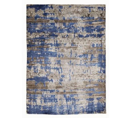 ORIENTTEPPICH  250/300 cm  Blau, Braun   - Blau/Braun, Basics, Textil (250/300cm) - Esposa