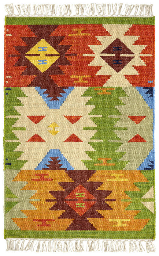 ORIENTTEPPICH 60/90 cm - Multicolor, LIFESTYLE, Textil (60/90cm) - Esposa