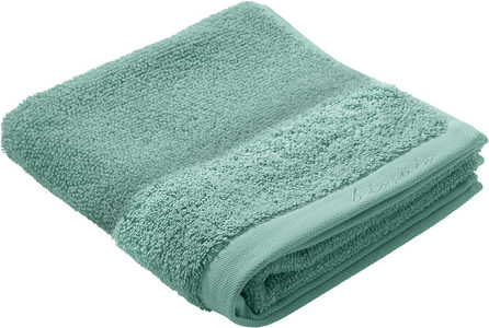 HANDDUK - mintgrön, Natur, textil (50/100cm) - Bio:Vio