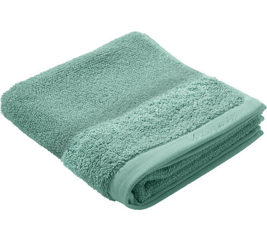 HANDTUCH 50/100 cm - Mintgrün, Natur, Textil (50/100cm) - Bio:Vio
