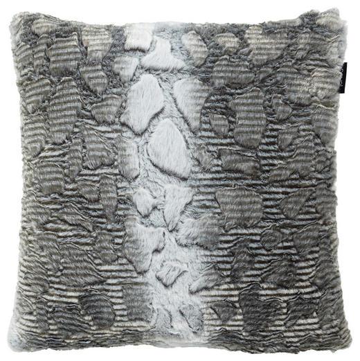 KISSENHÜLLE Anthrazit 45/45 cm - Anthrazit, KONVENTIONELL, Textil (45/45cm) - Novel