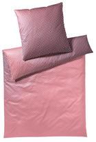 POSTELJNINA - roza/antracit, Konvencionalno, ostali naravni materiali/tekstil (140/200cm) - Joop!
