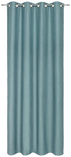 ZÁVĚS HOTOVÝ - mátově zelená, Konvenční, textil (135/245cm) - ESPOSA