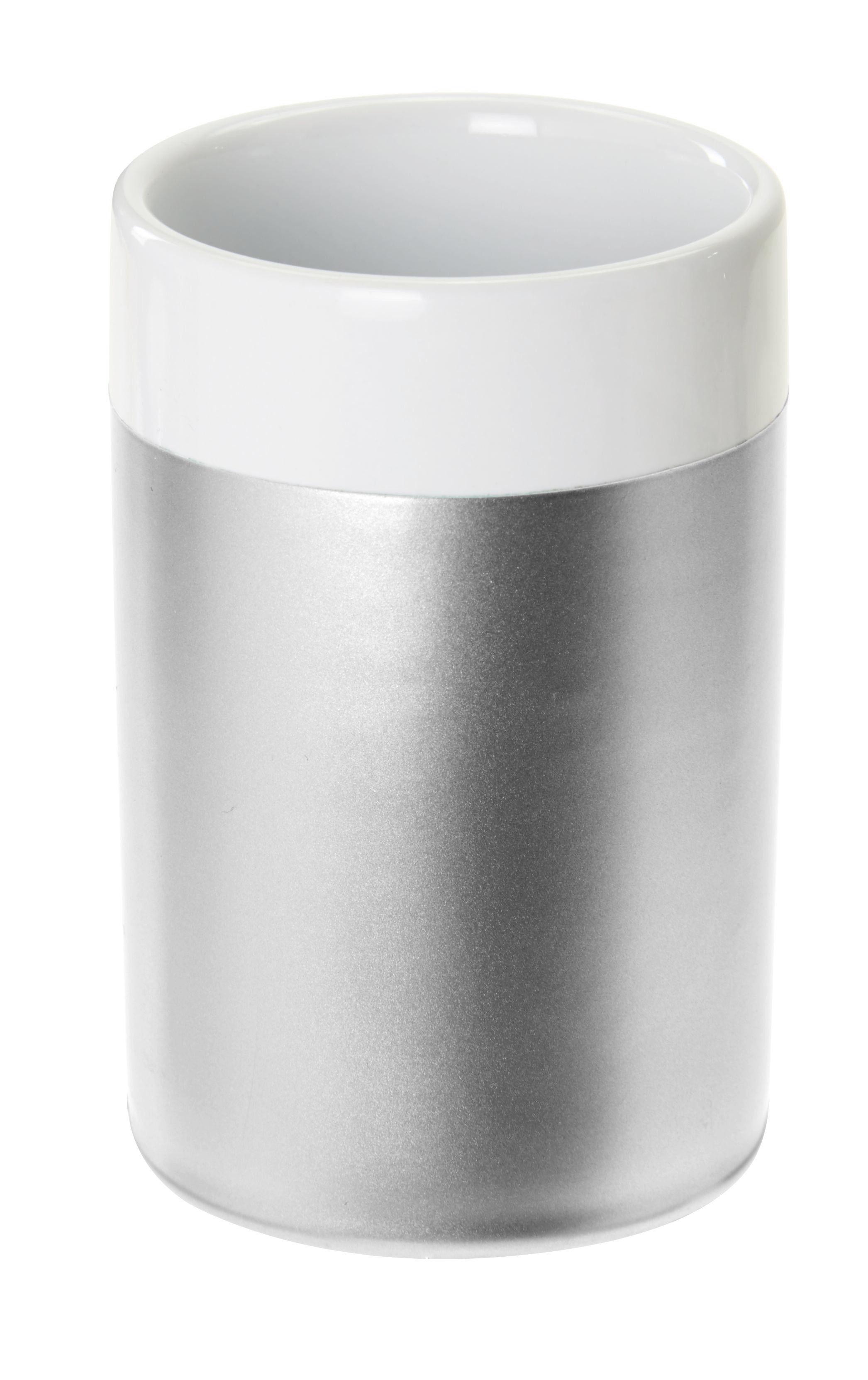 KUPAONSKA ČAŠA - antracit, Basics, keramika (6.5/10/6.5cm) - Celina