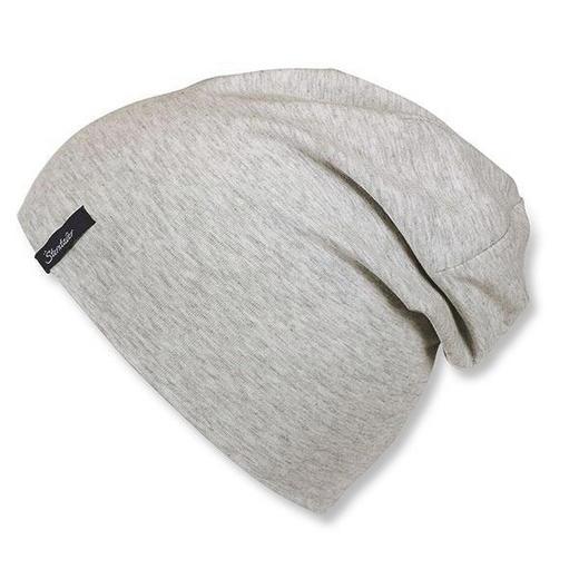 MÜTZE - Hellgrau, Basics, Textil (49cm) - Sterntaler