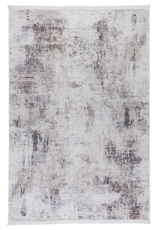 VINTAGE-TEPPICH - Schwarz/Weiß, Design, Textil (160/230/cm) - Novel