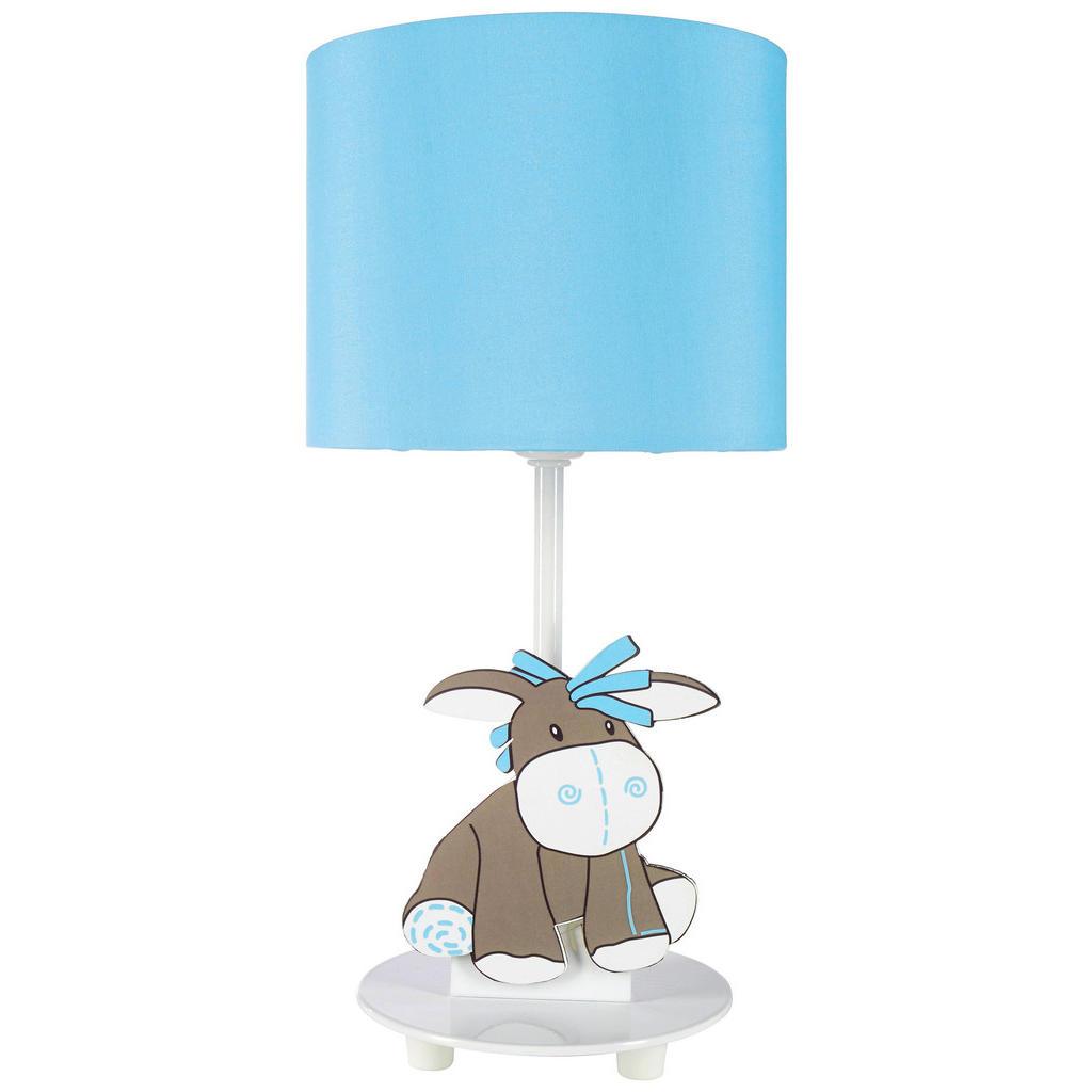Babylampe mit kleinem Esel