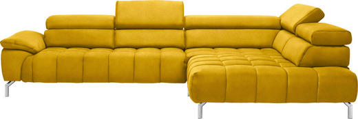 Wohnlandschaft In Textil Currygelb Gelb Online Kaufen Xxxlutz