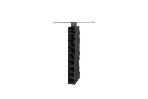HÄNGEAUFBEWAHRUNG - Anthrazit, Design, Textil (15/110/30cm) - Carryhome