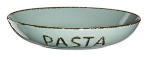 PASTATALLRIK - ljusblå, Trend, keramik (20,5cm) - Ritzenhoff Breker