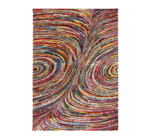 WEBTEPPICH - Multicolor, Trend, Textil (160/230cm) - Novel