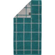 DUSCHTUCH 80/150 cm  - Smaragdgrün, KONVENTIONELL, Textil (80/150cm) - Cawoe