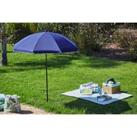 SUNCOBRAN - tamno plava/antracit, Konvencionalno, metal/tekstil (180/200/180cm) - Ambia Garden