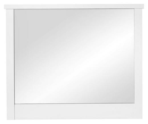 OGLEDALO - bijela, Lifestyle, staklo/drvni materijal (90/74/2cm) - Landscape