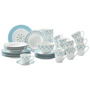 KOMBI SERVIS - roza/bijela, Basics, keramika - Ritzenhoff Breker