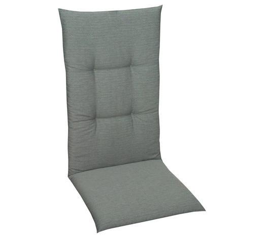 SESSELAUFLAGE Uni  - Grau, KONVENTIONELL, Textil (48/108/5cm)