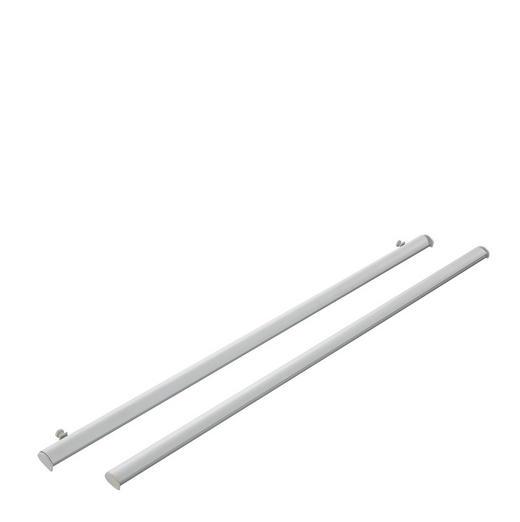 PANEELWAGEN - Silberfarben, Basics, Metall (60cm) - Homeware