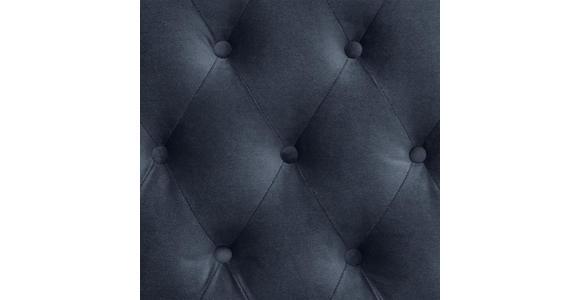 POLSTERBETT 180/200 cm  in Grau  - Schwarz/Grau, Trend, Textil (180/200cm) - Esposa
