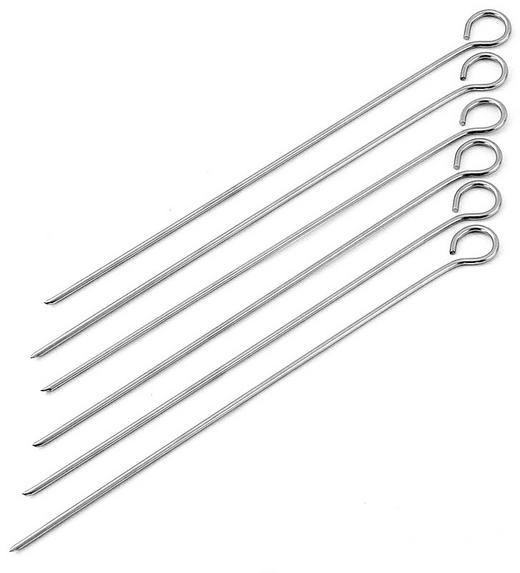 SPIEßE - Silberfarben, Basics, Metall (25cm) - Homeware