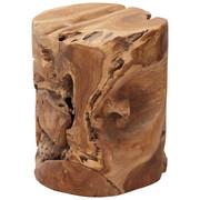 TABURET - přírodní barvy, Trend, dřevo (30/40cm) - Landscape