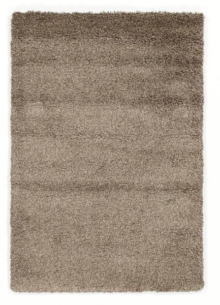 HOCHFLORTEPPICH  240/290 cm  gewebt  Hellbraun - Hellbraun, Basics, Textil (240/290cm) - Novel