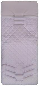 VLOŽKA DO KOČÁRKU - šedá, Basics, textil (40/80cm) - My Baby Lou