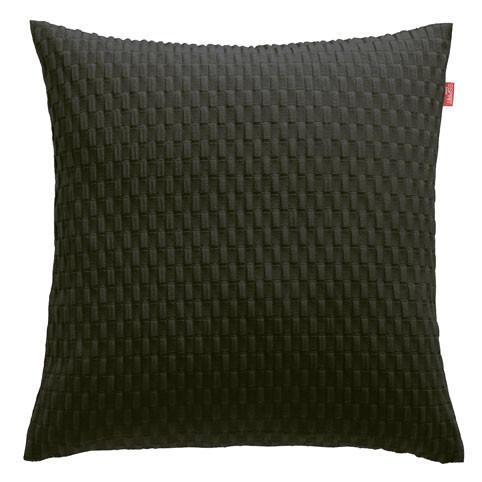 Kissenhülle 50 x 50 Anthrazit 50/50 cm - Anthrazit, Textil (50/50cm) - ESPRIT