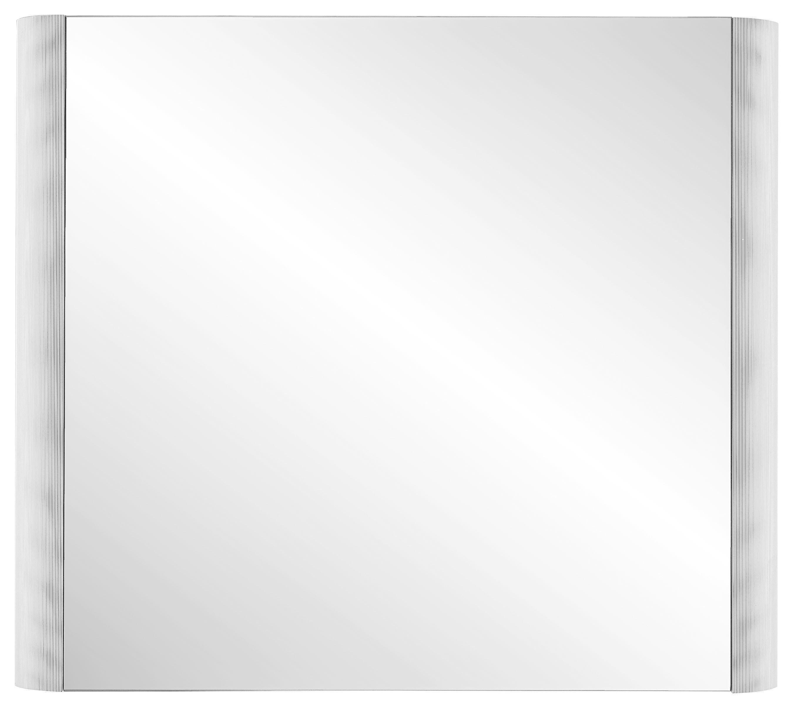 SPIEGEL - Alufarben, Design, Holzwerkstoff (64/57/5.5cm) - MODERANO