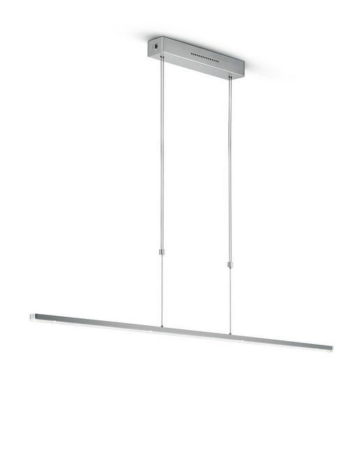 HÄNGELEUCHTE - Chromfarben, Design (130cm)