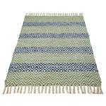 FLECKERLTEPPICH  70/115 cm  Blau, Grün   - Blau/Grün, MODERN, Textil (70/115cm) - Esposa
