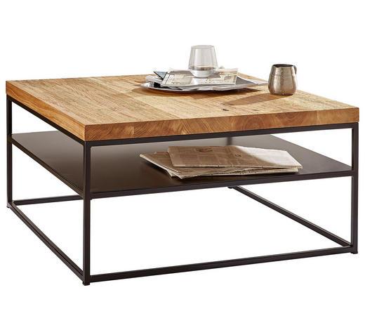 Couchtisch In Holz Metall 808040 Cm Online Kaufen Xxxlutz
