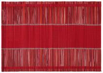 TISCHSET - Rot, KONVENTIONELL, Textil (33/48cm) - Esposa