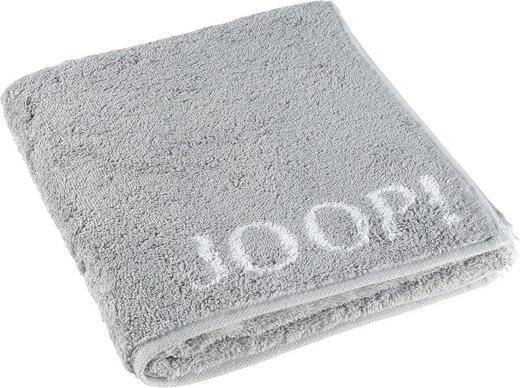HANDTUCH 50/100 cm - Hellgrau, Basics, Textil (50/100cm) - JOOP!