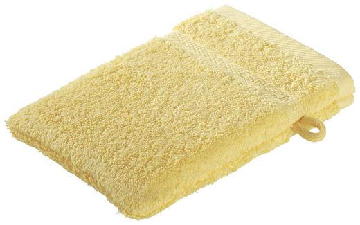 WASCHHANDSCHUH - Gelb, Basics, Textil (16/21cm) - ESPOSA