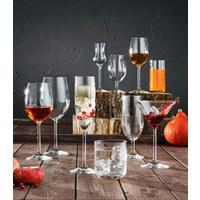 ROTWEINGLAS - Klar, KONVENTIONELL, Glas (8.5/22.5/8.5cm) - LEONARDO