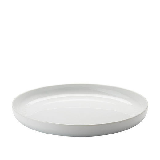 SCHALE Porzellan - Weiß, Basics (32/4cm)