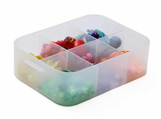 BOX Kunststoff Naturfarben - Naturfarben, Basics, Kunststoff (16,7/11,5/4,7cm)