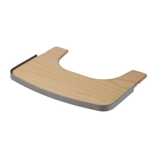 ESS- UND SPIELBRETT  - Naturfarben, Basics, Holz (43/33/4cm) - Geuther
