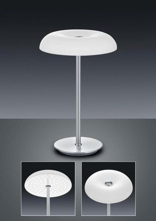 LED-TISCHLEUCHTE - Design, Glas/Metall (25/40cm) - Bankamp