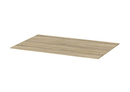 BORDSSKIVA - ekfärgad, Design, träbaserade material (139/90/1,2cm) - Hom`in