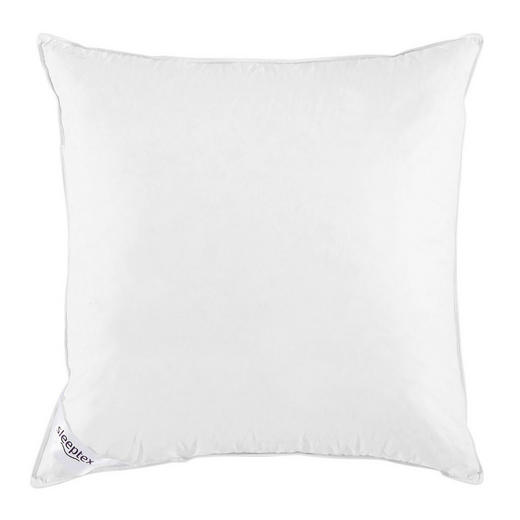 3-KAMMER-KISSEN  80/80 cm - Weiß, Basics, Textil (80/80cm) - SLEEPTEX