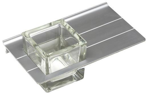 ABLAGE - Alufarben, Basics, Metall (21/10cm) - Sadena